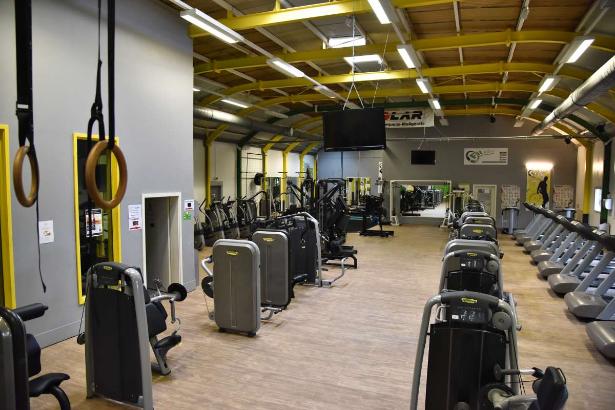 Fitnessstudio Schließt